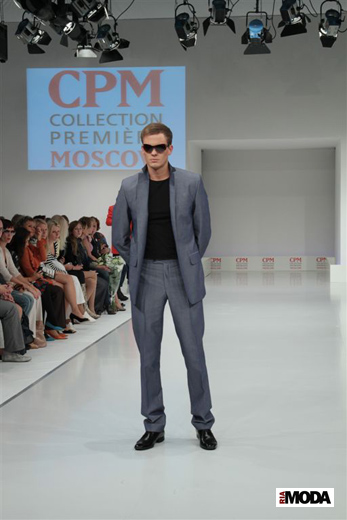 20100907 CPM (Collection Premiere Moscow). Показ мод Славы Зайцева. Фотография Наталии Лапиной, ИА «РИА МОДА».