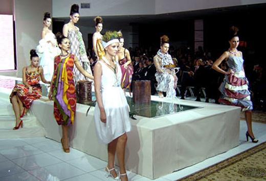 20101001 Art Week Style.uz-2010 в Ташкенте. Фотография предоставлена организаторами.