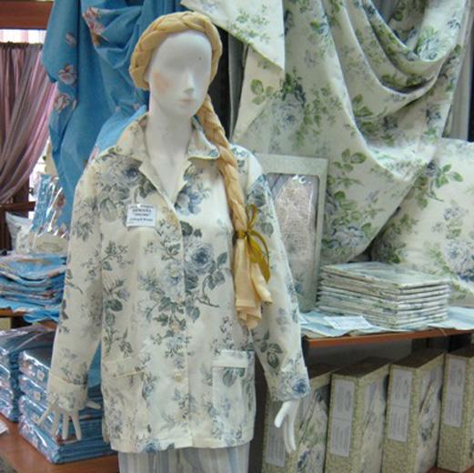 20110523 «Трехгорная мануфактура», коллекции домашнего текстиля апрель-май 2011 года. Фотографии предоставлены компанией.
