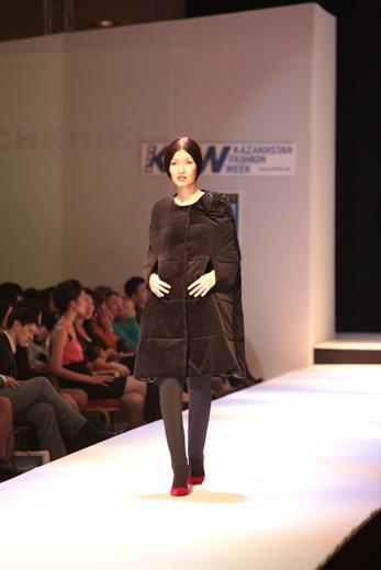 20110431, Kazakhstan Fashion Week, коллекция Кети Чкхиквадзе (Грузия). Фотография предоставлена организаторами KFW.