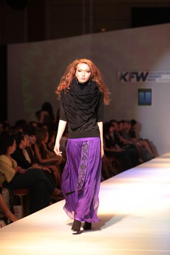 20110431, Kazakhstan Fashion Week, Aigul Kassymova (Казахстан), коллекция «Загадка Марокко». Фотография предоставлена организаторами KFW.