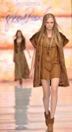 20110519 Лодзь (Польша), Fashion Week Poland, коллекции осень/зима 2011-12. Фотография предоставлена организаторами Lviv Fashion Week.