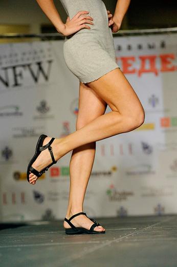 20110426 Неделя моды в Новосибирске. «Вестфалика» представила летнюю коллекцию «Стильное лето 2011». Фотография предоставлена компанией.