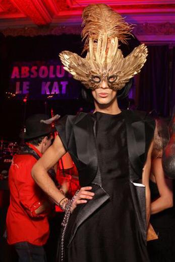 20101218. Бал-маскарад Casati Ball. Фотографии предоставлены организаторами.
