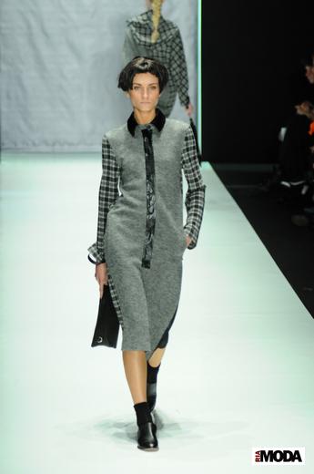 Коллекцию на неделе моды mercedes benz fashion