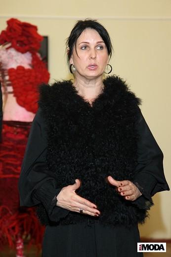 Салон авторской моды 2012, фотография Натальи Лапиной (Бухониной), ИА «РИА Мода»