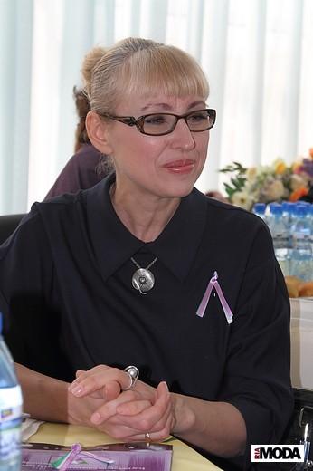 Вера Тугова. Фотография Натальи Бухониной, ИА «РИА Мода»