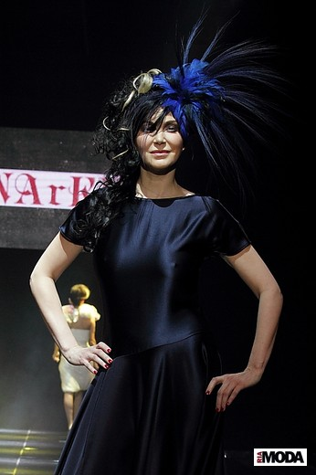 Коллекция марки ANArKH. Фотография Натальи Лапиной (Бухониной), ИА «РИА Мода».