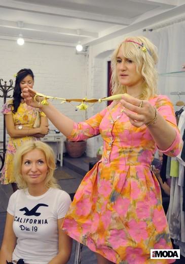 Masterpeace by Rubets. Фотография Ирины Щелкуновой, ИА «РИА Мода».