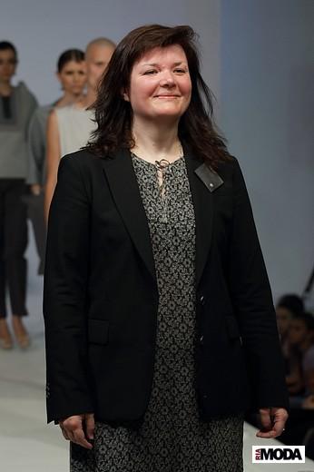 Попова Юлия «Тектоника». Фотография Натальи Бухониной, ИА «РИА Мода»