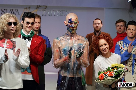 Цезарь Юлия «XIX – XXI». Фотография Натальи Бухониной, ИА «РИА Мода»