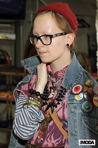 Фотография Натальи Бухониной, ИА «РИА Мода»