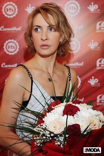 Юлия Мятковская, главный дизайнер компании F5. Фотография Натальи Бухониной, ИА «РИА Мода»