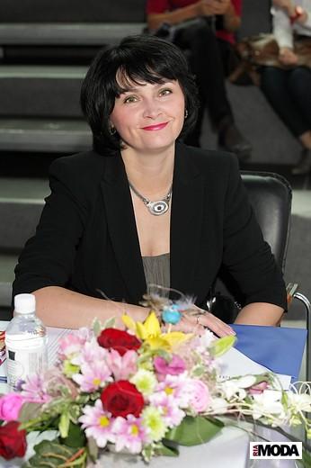 Елена Лерман, аналитик моды ИА «РИА Мода». Фотография Натальи Бухониной, ИА «РИА Мода»