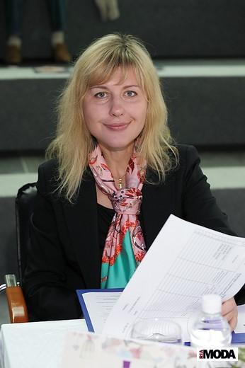 Татьяна Титкова, директор Благотворительного фонда  «Русский силуэт». Фотография Натальи Бухониной,  ИА «РИА Мода»