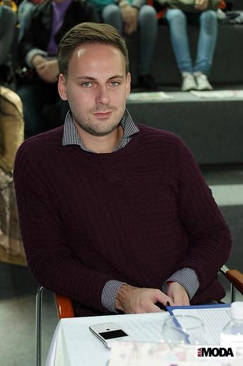 Андрей Якоби, директор Real Profit Group. Фотография Натальи Бухониной, ИА «РИА Мода»