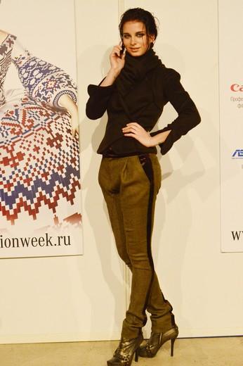 Коллекция бренда Nikolay Krasnikov сезона осень-зима 2013/14. Фотография предоставлена дизайнером.