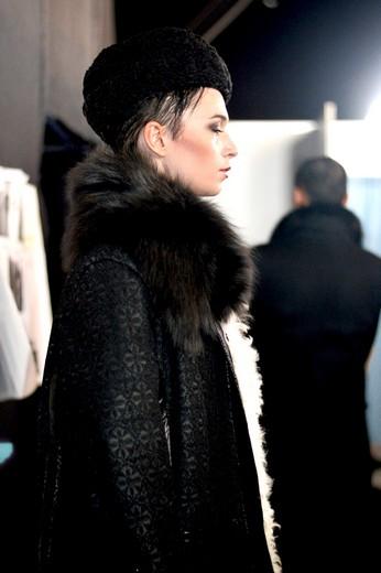 Коллекция бренда Nikolay Krasnikov сезона осень-зима 2013/14. Фотография Алексея Райко. Предоставлена организаторами MBFWR.