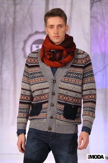Коллекция бренда F5 сезона осень-зима 2013/14. Фотография Натальи Бухониной, ИА «РИА Мода»