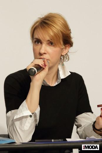 Юлия Мятковская, компания F5. Фотография Натальи Бухониной, ИА «РИА Мода»