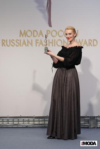 Екатерина Рогова. Фотография Натальи Бухониной, ИА «РИА Мода»