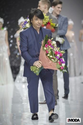 Валентин Юдашкин. Фотография Олега Качева, ИА «РИА Мода»