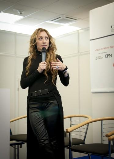 Анна Лебсак-Клейманс, генеральный директор Fashion Consulting Group. Фотография предоставлена Fashion Consulting Group