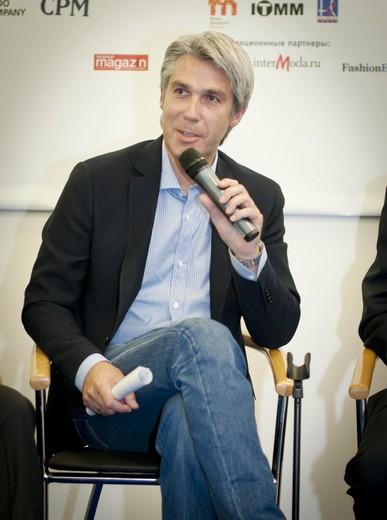 Евгений Лавров, ритейл-директор компании Jeans Symphony. Фотография предоставлена Fashion Consulting Group