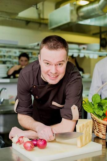 Сергей Ерофеев. Фотографии предоставлены ресторанной сетью Gourmet Alliance