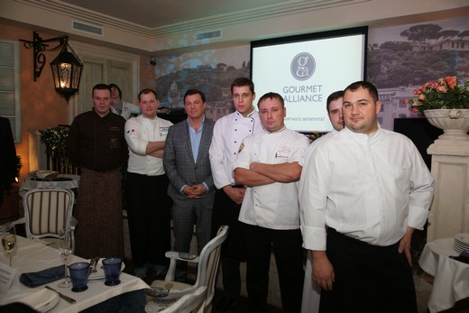 Фотографии предоставлены ресторанной сетью Gourmet Alliance