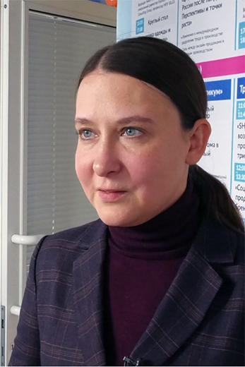 Светлана Алексеева. Статья проиллюстрирована стоп-кадрами видеосъемки ИА «РИА Мода»