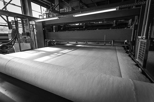 Завод нетканых материалов «Термопол». Фотография предоставлена компанией