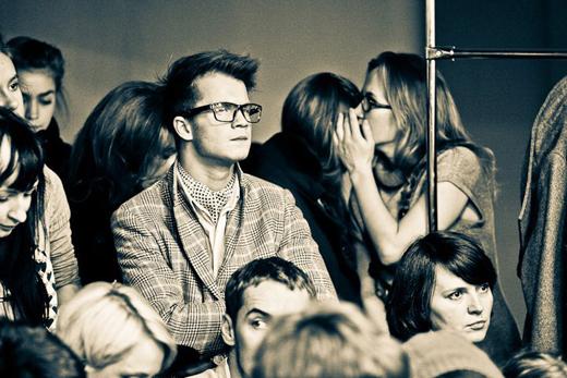 20101114 Второй дизайнерский съезд в шоу-руме Ekepeople. Фотография Сергея Платонова, предоставлена организаторами.