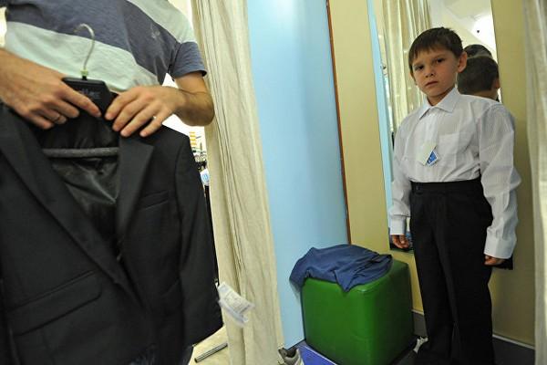 831814513_riamoda Средний чек при покупке школьной формы в России за год вырос на 22%, при этом часть товаров подешевела | Портал легкой промышленности «Пошив.рус»