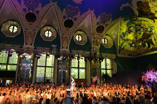 20100514 Показ Жана Поля Готье в Москве. Фотографии предоставлены организаторами.