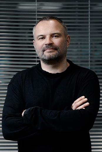 Антон Георгиев, Крестецкая строчка. Фотография предоставлена компанией
