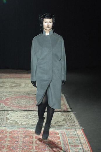 20100407 Russian Fashion Week. Показ коллекции St. Bessarion. Фотография Андрея Малышева.