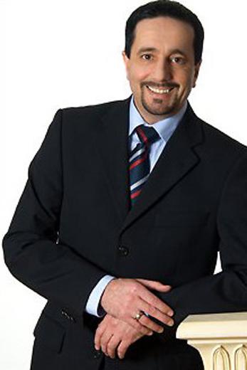 20100907 Имидж-тренер, эксперт по стилю и этикету Андреас Вайнцирл. Фотография предоставлена пресс-службой компании.