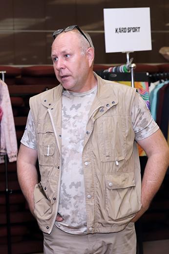 Андрей Жаринов, фотография Натальи Бухониной. Фотография предоставлена организаторами SCM