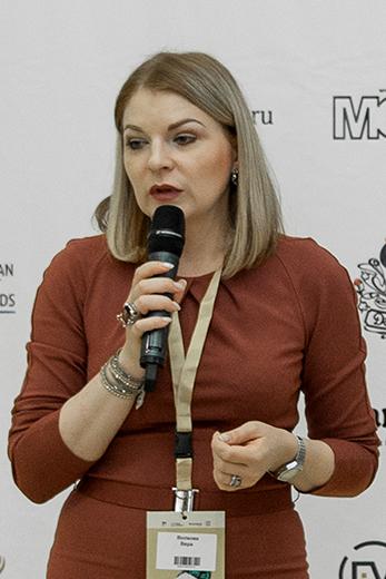 Вера Волкова. Фотография Дмитрия Бабушкина