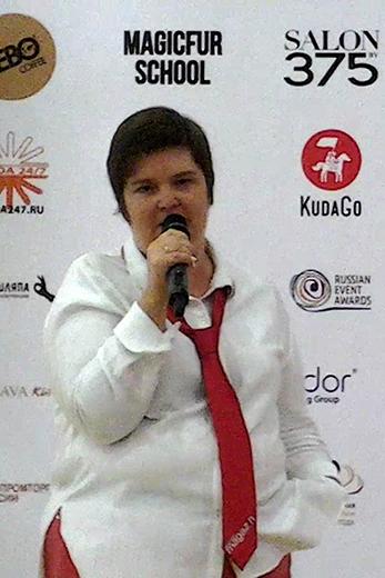 Вера Иванова. Фотография Екатерины Барнауловой