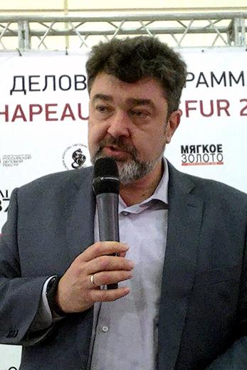 Олег Кащеев. Фотография Екатерины Барнауловой