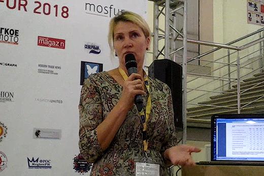 Лариса Котова. Фотография Екатерины Барнауловой