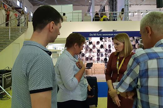Слева направо: Илья Росинский, Светлана Лузина, Вера Волкова. Фотография Екатерины Барнауловой