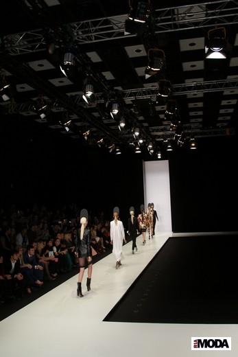 Коллекция Bessarion сезона весна-лето 2012 Black Star. Фотографии Валентины Кузнецовой, ИА «РИА Мода».
