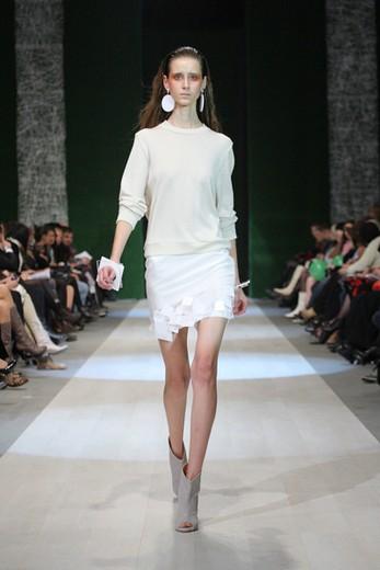 Бренд Bohoboco, Lviv Fashion Week, коллекция Bohoboco SS2012 collection. Фотографии предоставлены организаторами недели моды.