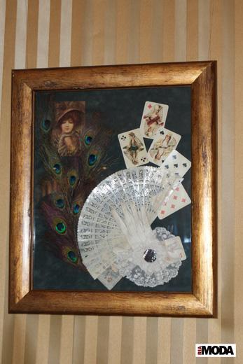 20100722 Выставка «Игра воображения. Модерн в прошлом и настоящем». Работа Татьяны Абрамовой. Фотография Валентины Кузнецовой, ИА «РИА МОДА».