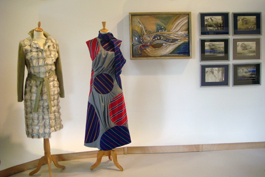 201000430 Выставка «Идеи и образы Леонардо да Винчи в работах современных художников», Франция, Амбуаз, Кло Люсе. Фотография предоставлена организаторами.