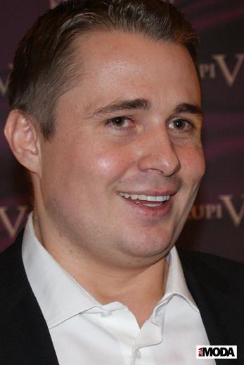 20100214 Презентация проекта KupiVIP - Simple Sales. Оскар Ортман,  генеральный директор. Фотография Александра Кузнецова, ИА «РИА МОДА»