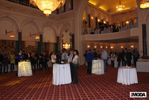 20100214 Презентация проекта KupiVIP - Simple Sales. Фотография Валентины Кузнецовой, ИА «РИА МОДА»